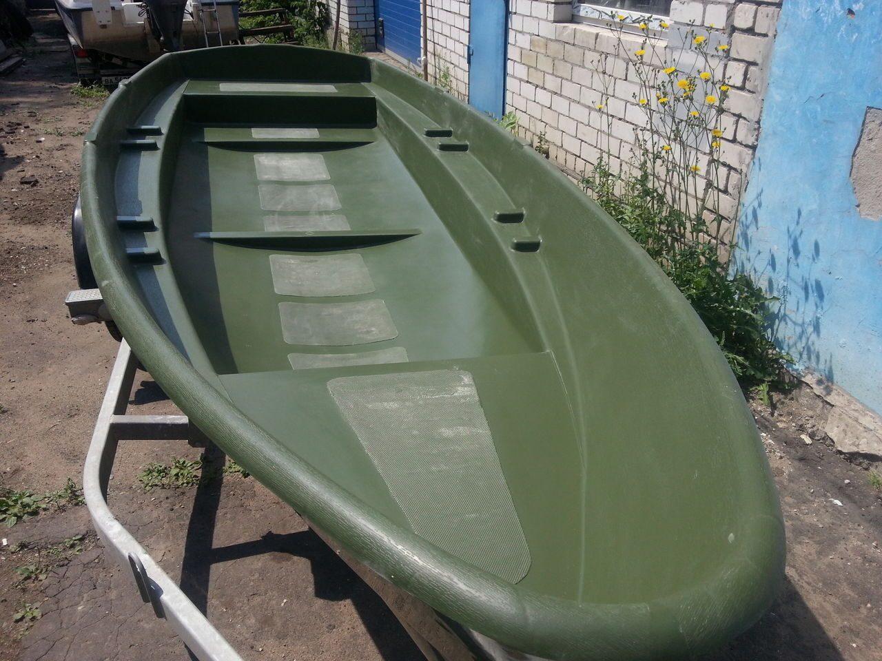 Купить гребную лодку пластиковую в самаре