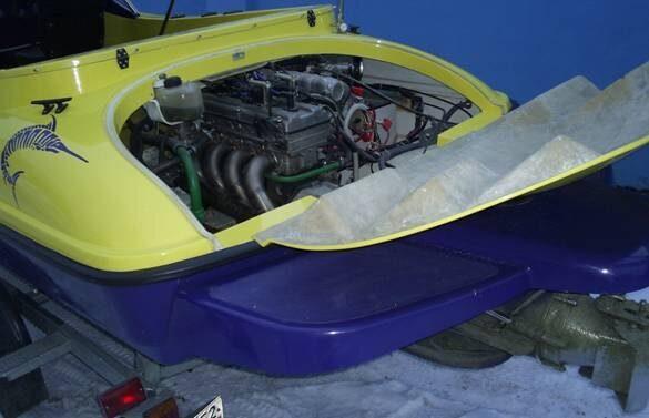 характеристика двигателей моторную лодку